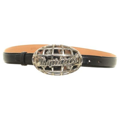 Dsquared2 Large logo buckle belt