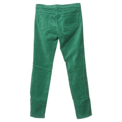 "J Brand Pantaloni ' gamba Skinny ""verde"