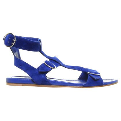 Prada Sandali blu
