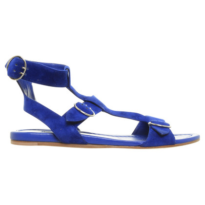Prada Sandalen in Blau
