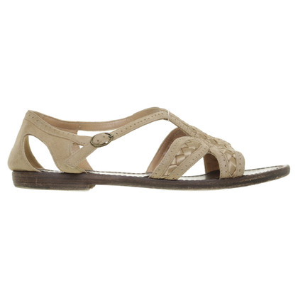 Bottega Veneta Sandal in beige