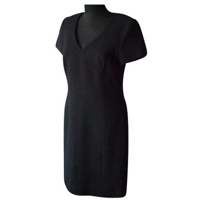 Rena Lange Schede jurk gemaakt van wol