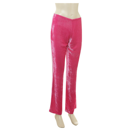 Ralph Lauren Velvet pants in pink