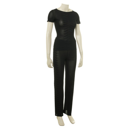 Other Designer Thierry Mugler - ensemble in black