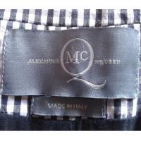 McQ Alexander McQueen  zwart - wit Blazer