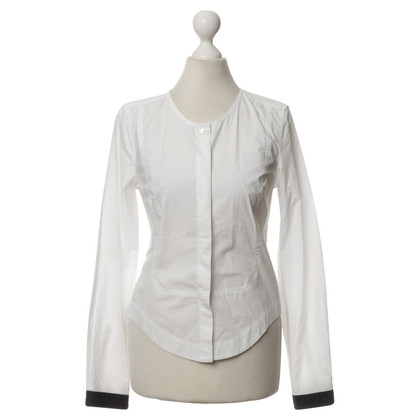 Karl Lagerfeld Blouse in wit