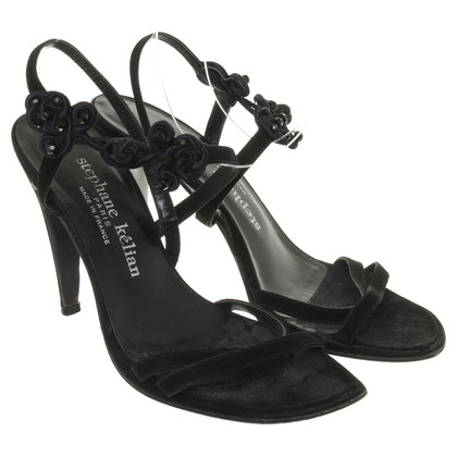 Other Designer Stephane Kelian - sandal in black