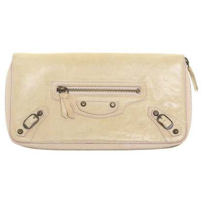 Balenciaga Wallet in beige