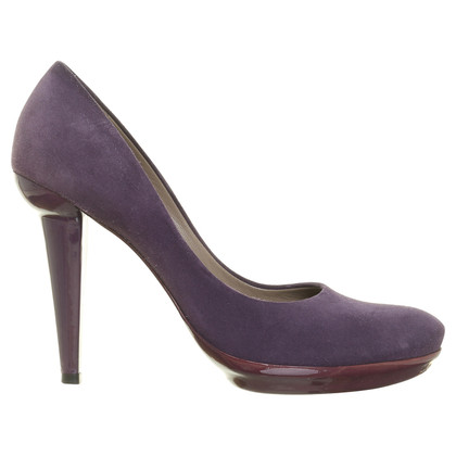 Bottega Veneta Pumps in Violett