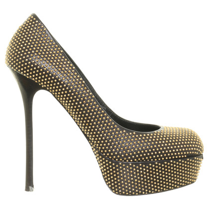 Alexander McQueen Rivet Pumps