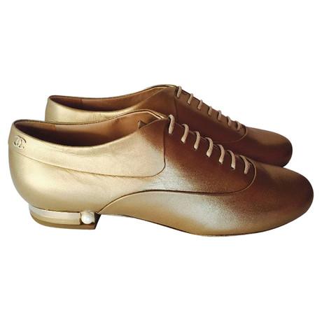 Chanel Loafers Gold Amazon Verkauf Online sG7VsaRV