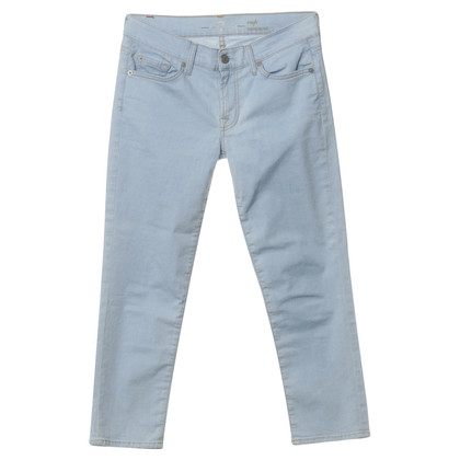 """7 For All Mankind Jeans """"Crop Roxanne"""""""