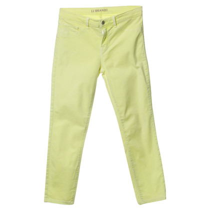 J Brand Pants in yellow