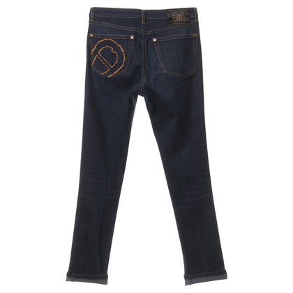 Aigner Jeans with logo embroidery