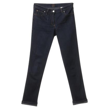 Aigner Jeans mit Logo-Stickerei