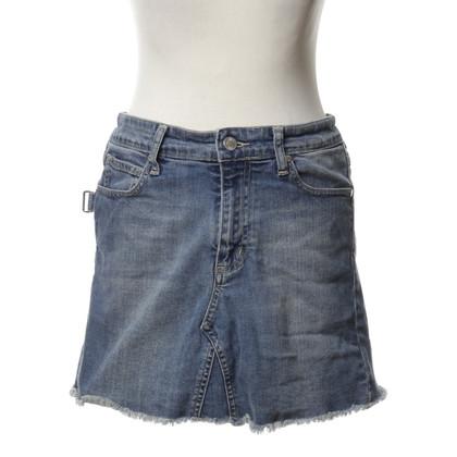 Zadig & Voltaire Mini jeans rok