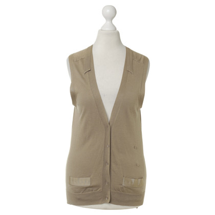 By Malene Birger Vest in beige