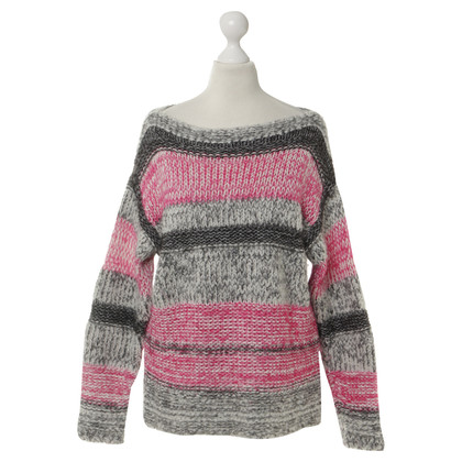 Isabel Marant Etoile Knit sweater with stripes