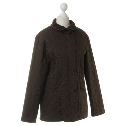 Barbour Jacke mit Steppmuster