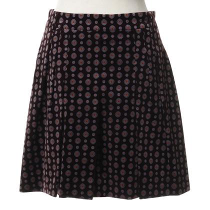 Max & Co Velvet skirt pattern