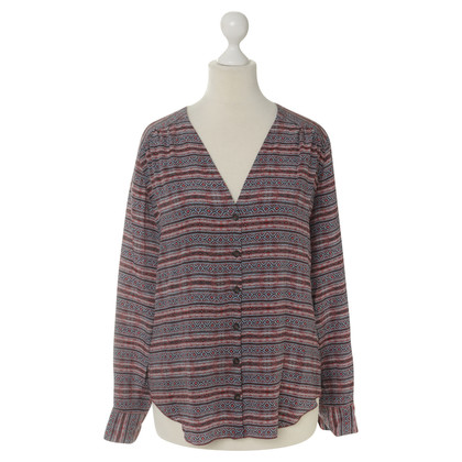 Graham & Spencer Bluse mit Muster