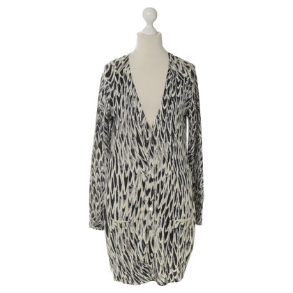 Marc Cain Cardigan with pattern