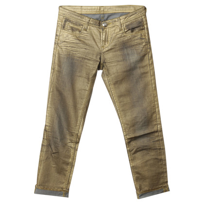 Faith Connexion Jeans with metallic coating