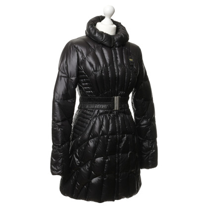 Blauer USA Beneden coat in zwart