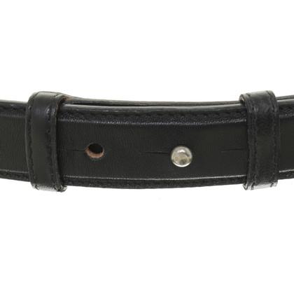 Blumarine Waist belt in black