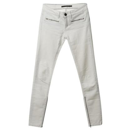 Victoria Beckham Jeans con elementi metallici