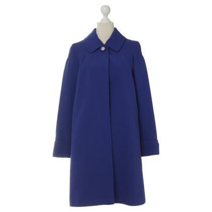 Moschino Cappotto in blu