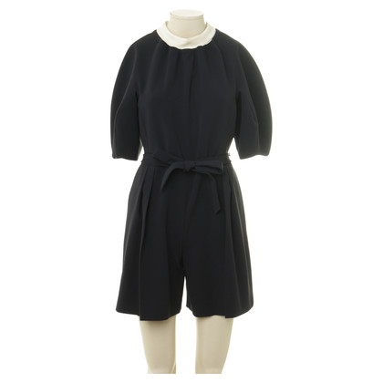 Moschino Playsuit in Dunkelblau