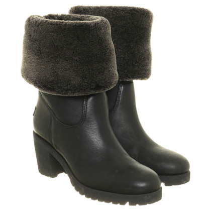 Other Designer Shabbie's Amsterdam - black boots