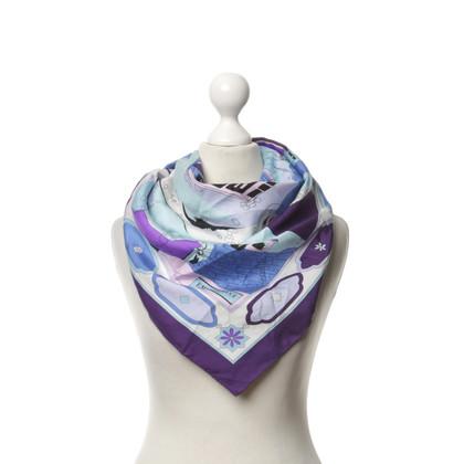 Emilio Pucci Cloth made of silk