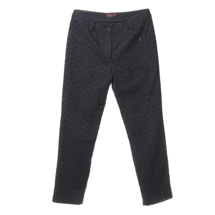 Mulberry Pants from top of hole