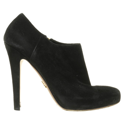 Prada Ankle boot suede