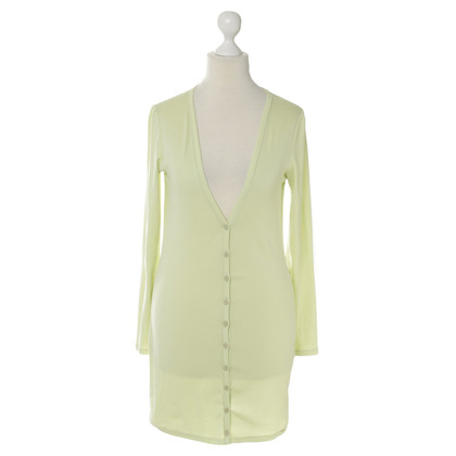 Marc Cain Cardigan in lime green