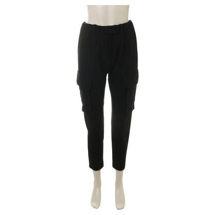 Isabel Marant Etoile The cargo-style wool pants