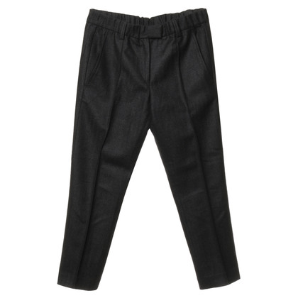 Isabel Marant Pants with herringbone pattern