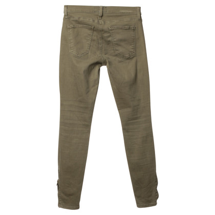Current Elliott Pants in green