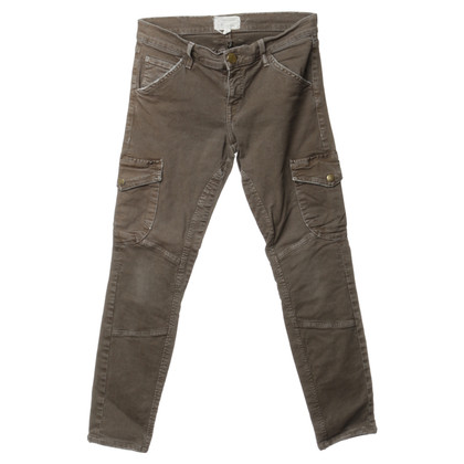 Current Elliott The cargo jeans style
