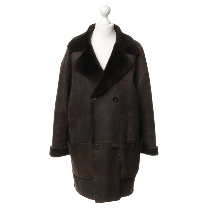 Other Designer Gallotti - Sheepskin coat to turn - Buy Second hand