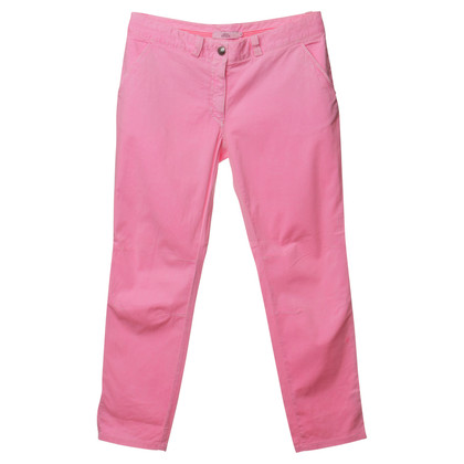 0039 Italy Chino in neon pink