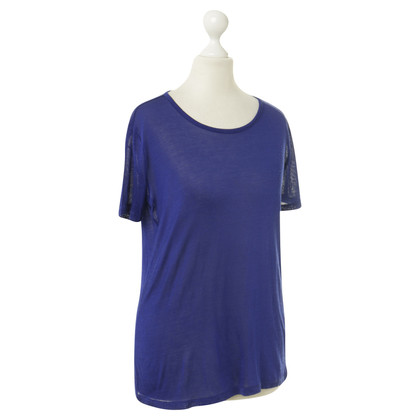 T by Alexander Wang Shirt in Blau