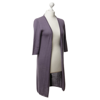 Antonia Zander Strickjacke in Violett