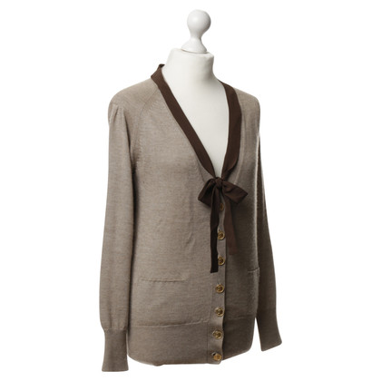 Chloé Cardigan in cashmere and silk
