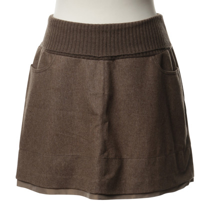 Brunello Cucinelli skirt from Kashmir