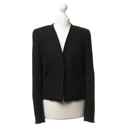 L'Agence Blazer in black