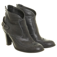 Belstaff Ankle boot with Lyra perforation