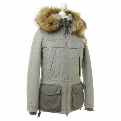 Napapijri Jacket with faux fur
